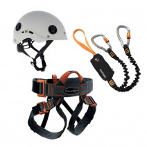 Kits de via ferrata