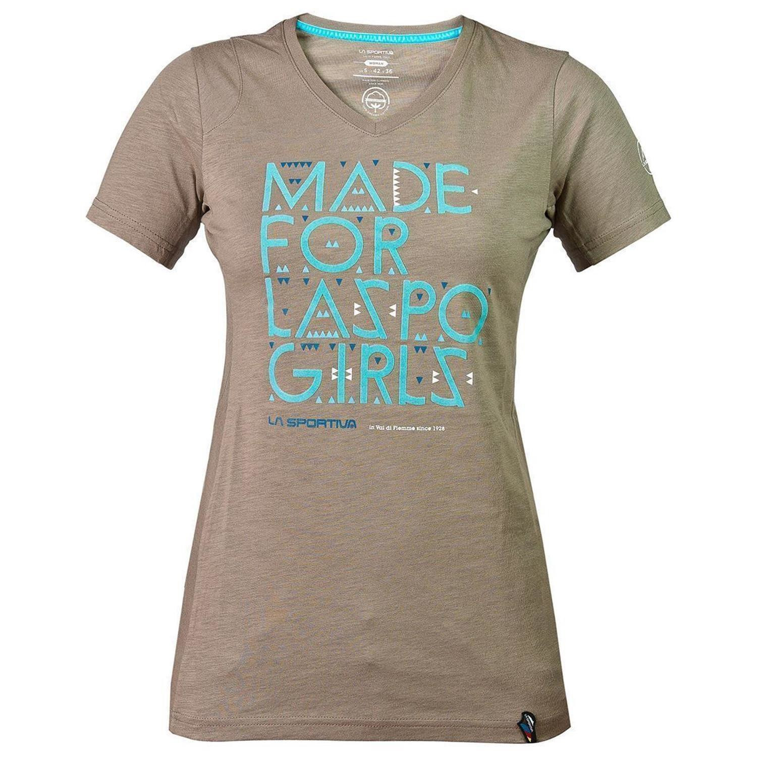 La Sportiva For Laspo Girls T-Shirt