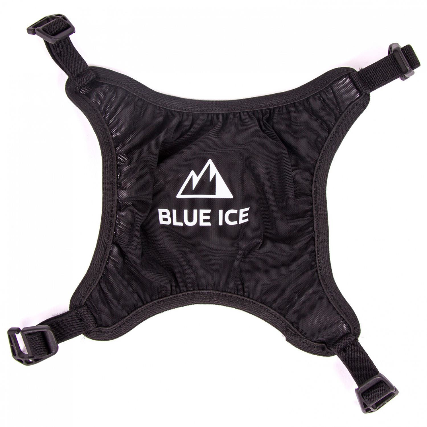 Blue Ice Helmhalter